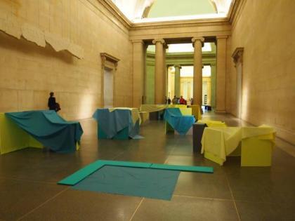 Bolthole at Tate Britain