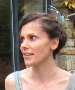 Artist Helen Barry