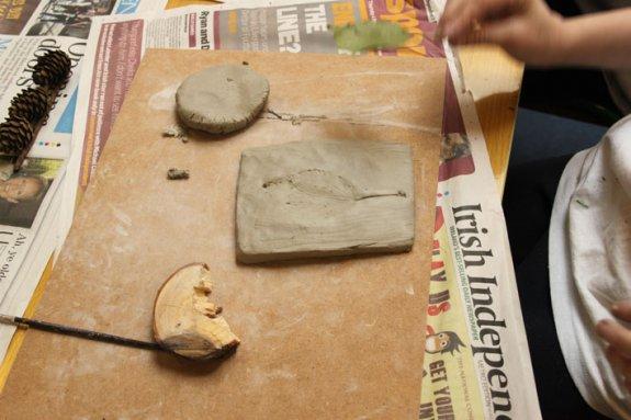 Clay Impressions