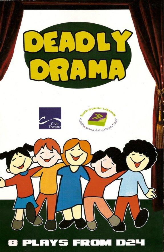 'Deadly Drama' Play Book