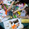 Childhood creativity in libraries