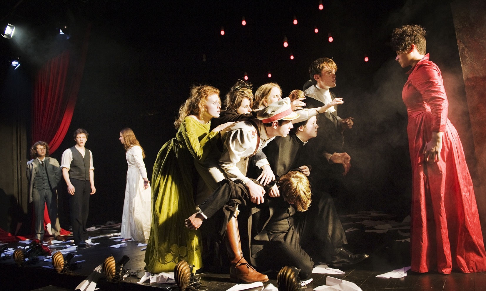 A Dream Play, Directed by Jimmy Fay - National Youth Theatre, 2010