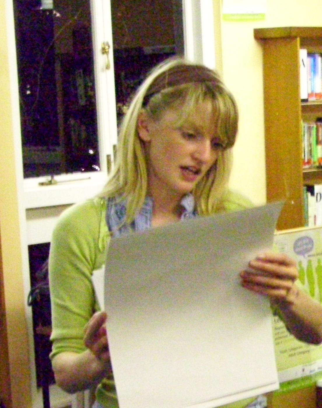 Caroline Lynch