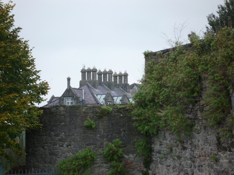 Chimneys of the Villiers Alms Houses